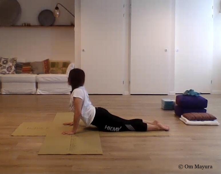 Om Mayura Yoga